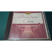 Cd Musicas Imortais Do Cinema Vol.3. Coleção O Dia/964