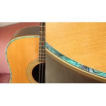 Borda Adesiva Para Violão Ou Guitarra, Binding Decal