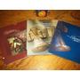 Los Tres Albums Filatelicos Del Bi-centenario De La Independ