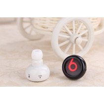 Manos Libres Mini Bluetooth Beats Motorola Samsung Lg Apple