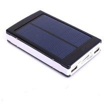 Cargador Solar 30000 Mah Portatil +pila Interna Ion Litio