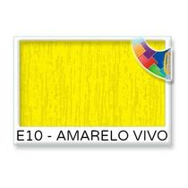 Barrica De Grafiato Cor Amarelo Vivo 25 Kg