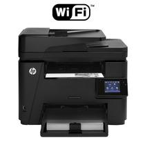 Impressora Hp Mfp M225dw Multifuncional + Nf-e Usb 2.0 Papel