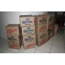 Cartones De Cerveza Vacion