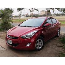 Hyundai Elantra Mod/2013 Nuevo Us$11,800 Cel:975867299