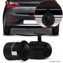 Câmera De Ré Automotiva P/ Dvd Gps Central Multimídia Co57
