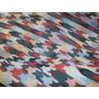 Tecido Textil Em Crepe Pead Polle Colorido