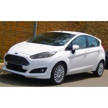 Ford Fiesta Ikon 2015 1.8l Para Desarmar