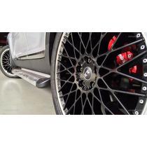 Jg Roda New Bbs Aro 18 4 E 5 Furos Civic Corolla Vectra+pneu
