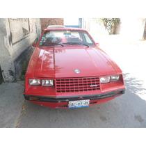 Mustang 1981 Automàtico, Personalizado