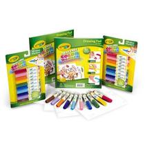 Conjunto De Color Wonder Con Cuadernos De Dibujo Y Marcadore