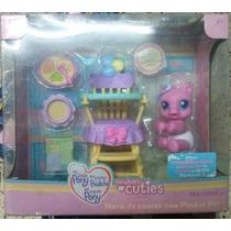 My Little Pony Hora De Comer Con Pinkie Pie