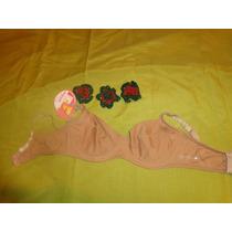 Corpiño Sol Y Oro Algodón Para Navidad + 3 Adornos En Croche