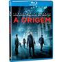 Blu-ray - A Origem - Edição Especial - Duplo (lacrado)