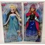 Muñeca Anna Frozen Original Disney Store Usa