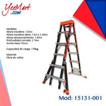 Escalera De Aluminio Multiusos Modelo Select Step 15131-001