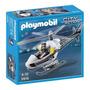 Playmobil Helicoptero De Policia N° 5916 - Fair Play Toys