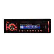 Auto Estéreo Bluetooth Caratula Desplegable Fm Usb Mp3 Aux