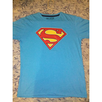 Franela De Superman