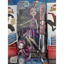 Spectra Vondergeis Monster High Embrujadas Draculaura Twy