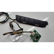 Teclado E Sensor Do Tv Philips 26pfl3404