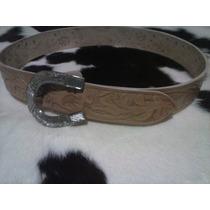 Cinturones Vaqueros Y Charros Personalizados Cincelados