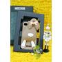 Capa Iphone4/4s Moschino Coelho Bunny