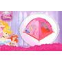 Carpa Camping Infantil Niñas Princesas 87x120x120cm