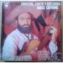 Vinilo Jorge Cafrune - Emocion Canto Guitarra
