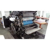 Remato!! Maquina Imprenta Impresion - Harris El 22x34 1 C