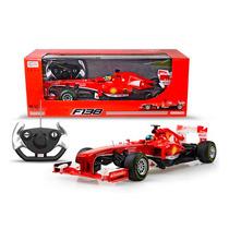 Carrinho Controle Remoto Ferrari Formula-1 7 Funções 1/12
