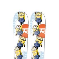 Rossignol Ski Kit Minions Kid X + Fijaciones - Niños-128