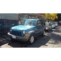 Jeep Liberty Sport 4x4 Ta V6 3.7 Lts 210 Hp 2005