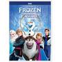 Dvd Frozen Uma Aventura Congelante - Novo - Frete 10,00
