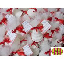 10 Sabonete Bolinho 3 Andares Casamento C/ Tag Personalizado