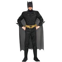 Disfraz Batman Dark Knight De Lujo Adulto