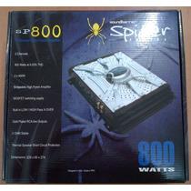 Planta O Amplificador Sound Barrier 800 Watts 2 Canales