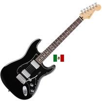 Fender Guitarra Stratocaster Blacktop México Rwn Hh Black