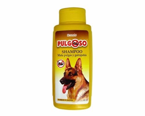 Shampoo pulgoso para perros y gatos 345 cm3 280 00 en - Pulgas en casa sin animales ...