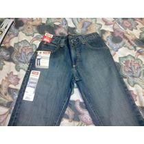 Pantalon Jeans Para Niños Marca Wrangler /// Lee Talla 14