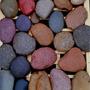 Piedra Tejo Plato Seleccionada X Bolsa 30 Kg Calidad Oferta