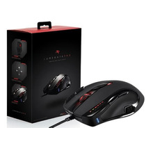 Mouse Gamer Sentey Gs-3900 Lumenata Pro 8200dpi Laser Optico