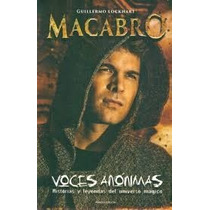 Macabro Voces Anónimas / Guillermo Lockhart (envíos)