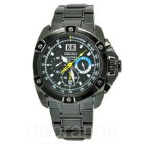 Nuevo Reloj Seiko Velatura Cronografo Spc073p1. Garant Seiko