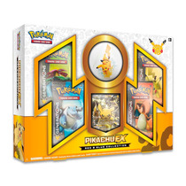 Pokemon Pikachu Ex Generations - Box Set Cartas Original