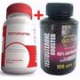 Testomaster + Testosterone Booster + Potência + Resistência
