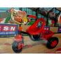 Triciclo De Paseo Niño Cars Disney<br><strong class='ch-price reputation-tooltip-price'>$ 39.990</strong>