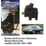 Bomba De Direccion Licuadora Cadillac Deville 1991-1995