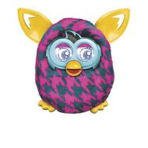 Furby Boom - Rosa/verde Escuro A6808 Novo Pronta Entrega