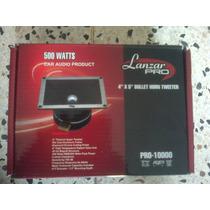 Twiter Lanzar Pro-10000 Nuevo 500 Watts 4 Ohm.